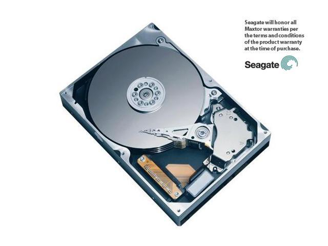"Maxtor DiamondMax 10 6V250F0 250GB 7200 RPM 16MB Cache SATA 3.0Gb/s 3.5"" Hard Drive Bare Drive"