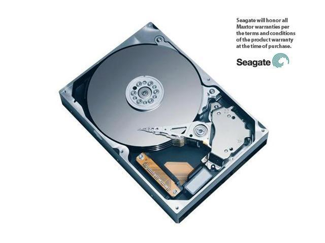 "Maxtor DiamondMax 10 6V300F0 300GB 7200 RPM 16MB Cache SATA 3.0Gb/s 3.5"" Hard Drive Bare Drive"