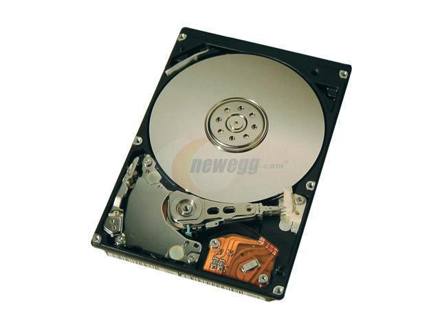 Western Digital Scorpio WD800VE 80GB 5400 RPM 8MB Cache IDE Ultra ATA100 / ATA-6 2.5