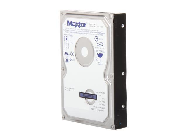 Maxtor 5A320Jo 320GB 5400 RPM 2MB Cache IDE Ultra ATA133 / ATA-7 3.5