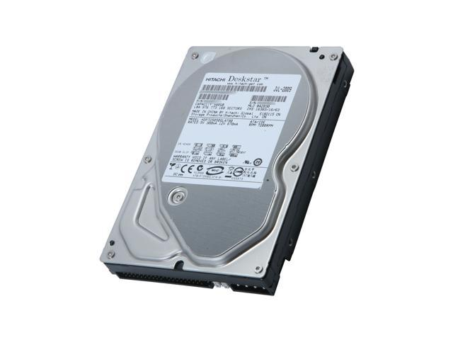 Hitachi GST Deskstar P7K500 HDP725050GLAT80 (0A35397) 500GB 7200 RPM 8MB Cache IDE Ultra ATA133 / ATA-7 3.5