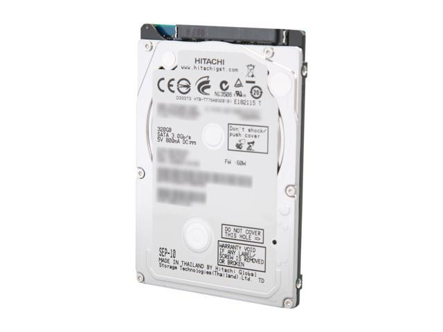 HGST 0A78743 320GB 7200 RPM 16MB Cache SATA 3.0Gb/s 2.5
