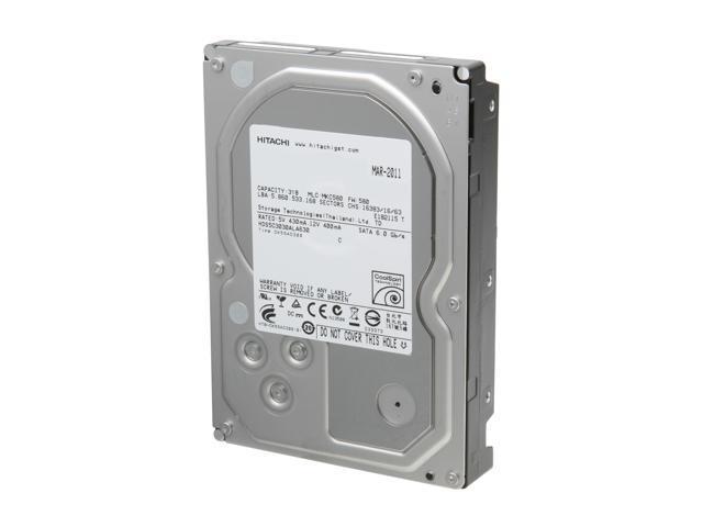 Hitachi GST Deskstar 5K3000 HDS5C3030ALA630 (0F12460) 3TB 32MB Cache SATA 6.0Gb/s 3.5