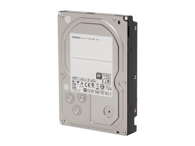"Hitachi GST H3IK40003254SW (0S03364) 4TB 5400 RPM 32MB Cache SATA 6.0Gb/s 3.5"" Internal Hard Drive Bare Drive"