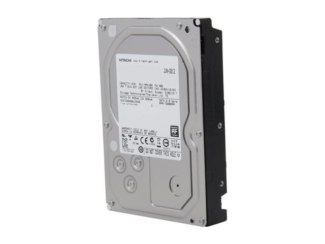 HGST Ultrastar 7K4000 HUS724040ALE640 (0F14683) 4TB 7200 RPM 64MB Cache SATA 6.0Gb/s 3.5