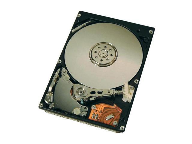 Hitachi GST Travelstar 5K100 HTS541060G9SA00 (0A26923) 60GB 5400 RPM 8MB Cache SATA 1.5Gb/s 2.5