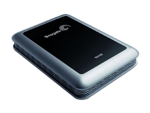 "Seagate Portable 100GB USB 2.0 2.5"" External Hard Drive"