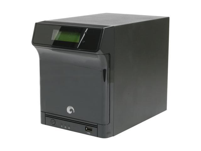 Seagate ST320005SHA10G-RK 2TB BlackArmor NAS 420 Network Storage Server