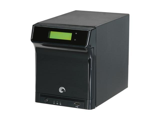 Seagate ST340005SHA10G-RK BlackArmor NAS 440 Network Storage Server