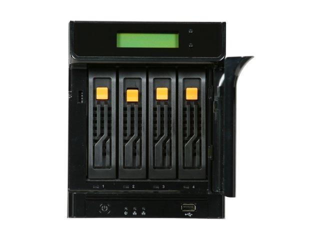 Seagate ST360005SHA10G-RK BlackArmor NAS 440 Network Storage Server