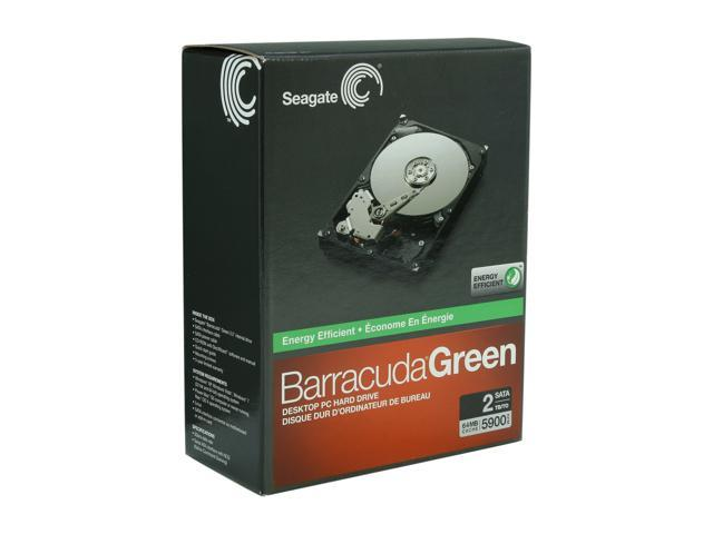 Seagate Barracuda ST320005N4A1AS-RK 2TB 5900 RPM 64MB Cache SATA 3.0Gb/s 3.5