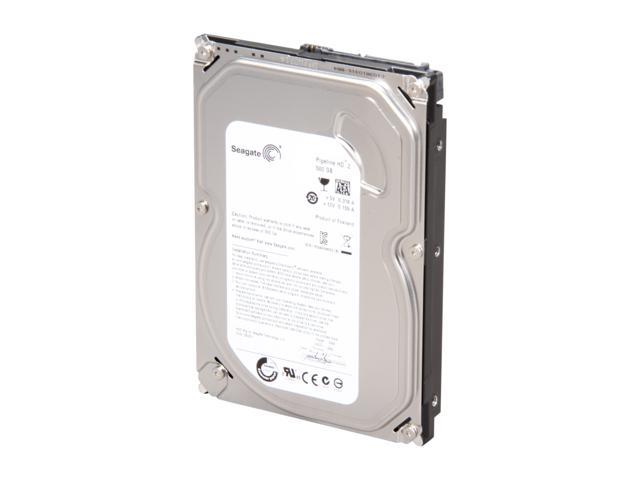 "Seagate Pipeline HD ST3500312CS 500GB 8MB Cache SATA 3.0Gb/s 3.5"" Internal Hard Drive Bare Drive"