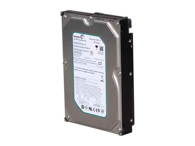 "Seagate Barracuda 7200.10 ST3300820AS 300GB 7200 RPM 8MB Cache SATA 3.0Gb/s 3.5"" Internal Hard Drive Bare Drive"