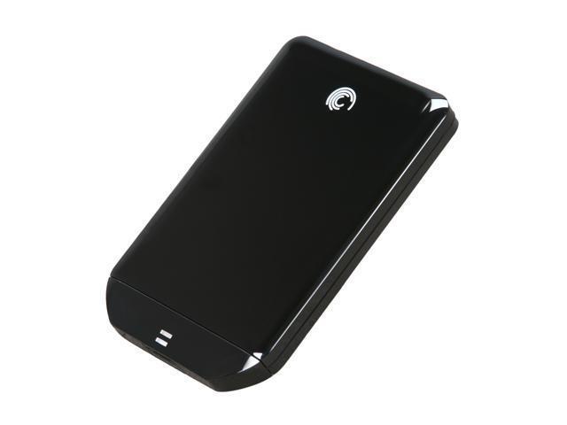 """Seagate FreeAgent GoFlex 500GB USB 3.0 2.5"""" External Hard Drive Black"""