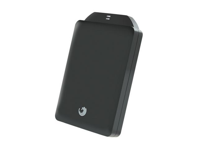 "Seagate FreeAgent GoFlex 1TB USB 3.0 2.5"" Ultra-portable Drive Black"