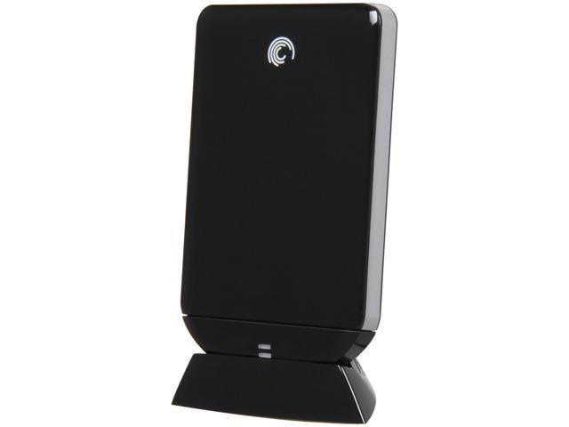"""Seagate FreeAgent GoFlex Pro 500GB USB 3.0 2.5"""" External Hard Drive Black"""