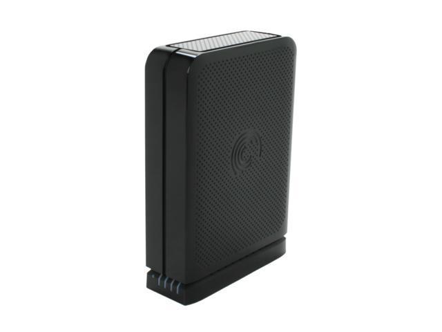 """Seagate FreeAgent GoFlex Desk 3TB USB 3.0 3.5"""" USB 3.0 Kit External Hard Drive Black"""