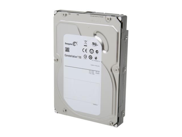 "Seagate Constellation ES ST500NM0011 500GB 7200 RPM 64MB Cache SATA 6.0Gb/s 3.5"" Enterprise Internal Hard Drive Bare Drive"