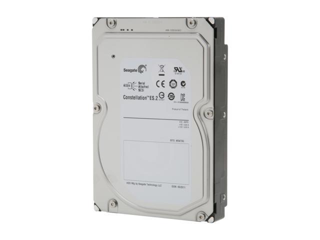 Seagate Constellation ES.2 ST33000650SS 3TB 7200 RPM 64MB Cache SAS 6Gb/s 3.5
