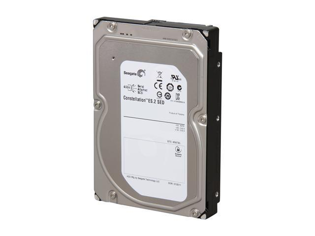 Seagate Constellation ES.2 ST33000651SS 3TB 7200 RPM 64MB Cache SAS 6Gb/s 3.5