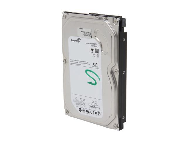 Seagate ST3160815AS 160GB 7200 RPM 8MB Cache SATA 3.0Gb/s 3.5