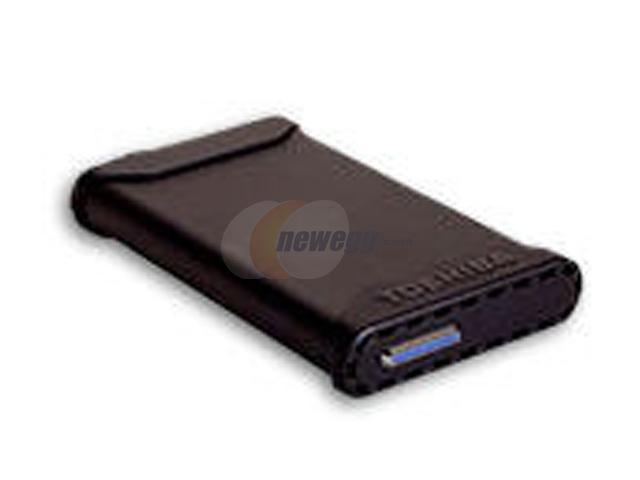 "TOSHIBA Portable 120GB USB 2.0 2.5"" External Hard Drive"