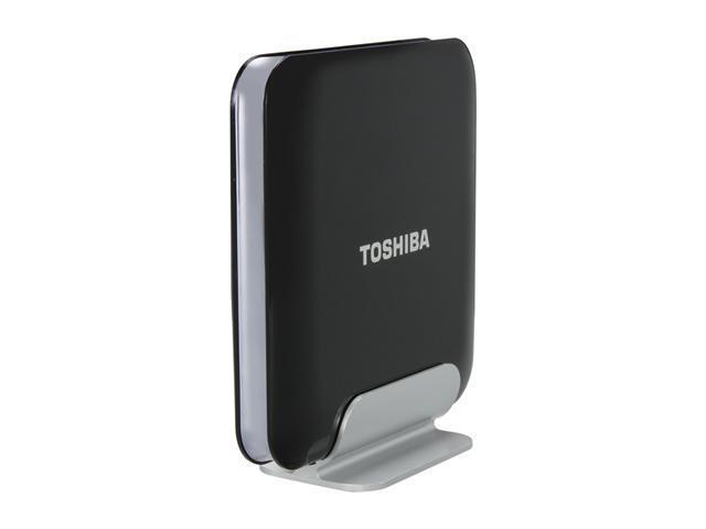 TOSHIBA 2TB USB 2.0 / eSATA 3.5