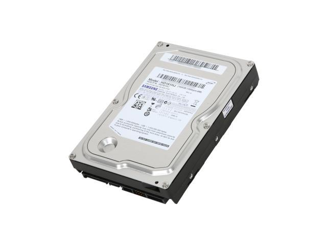 "SAMSUNG HD161HJ 160GB 7200 RPM 8MB Cache SATA 3.0Gb/s 3.5"" Hard Drive Bare Drive"