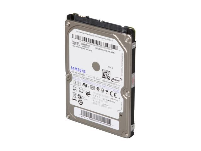 SAMSUNG Spinpoint M7E HM501II 500GB 5400 RPM 8MB Cache SATA 3.0Gb/s 2.5