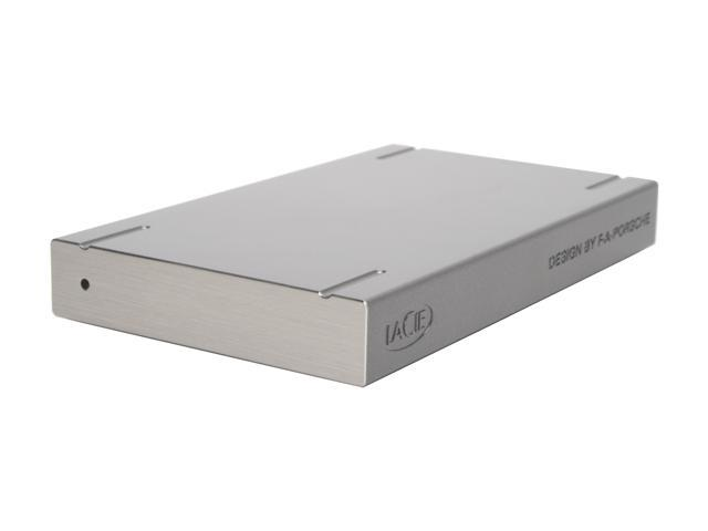 "LaCie Mobile Design by F.A. Porsche 60GB USB 2.0 2.5"" External Hard Drive"