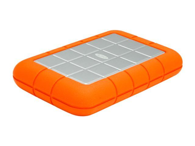 "LACIE Rugged 320GB 7200 RPM 2.5"" USB 2.0 / Firewire400 / Firewire800 Mac Storage Model 301438"