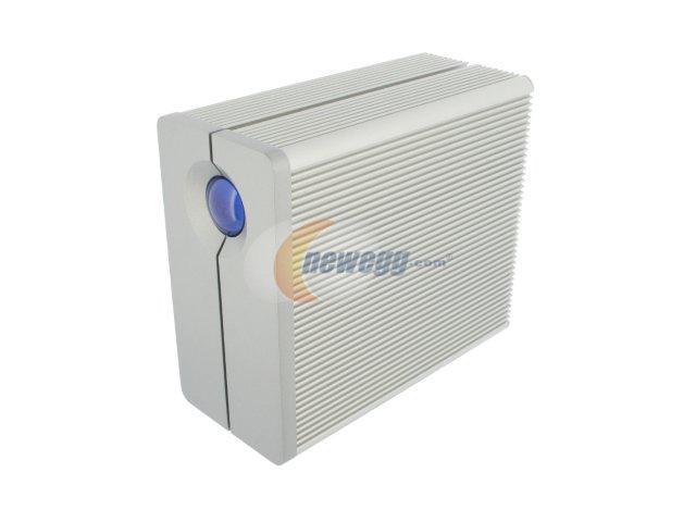 LaCie 2big Quadra 1TB USB 2.0 / Firewire400 / Firewire800 / eSATA 3.5