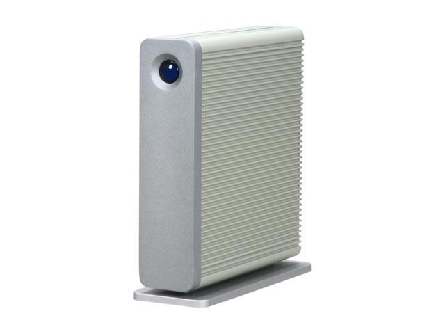 """LaCie d2 Quadra 3TB USB 2.0 / Firewire400 / Firewire800 / eSATA 3.5"""" External Hard Drive"""