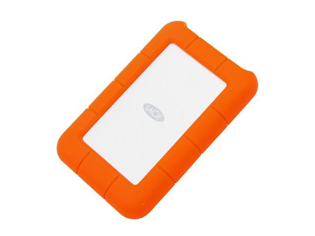 LaCie 1TB Rugged Mini External Hard Drive USB 3.0 Model 301558
