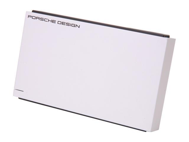 "LaCie Porsche Design P'9221 1TB USB 2.0 2.5"" External Hard Drive"