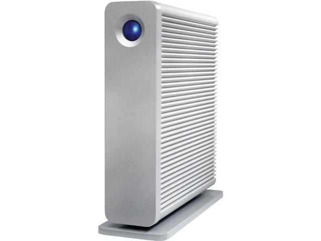 LaCie d2 Quadra 3 TB 3.5' External Hard Drive