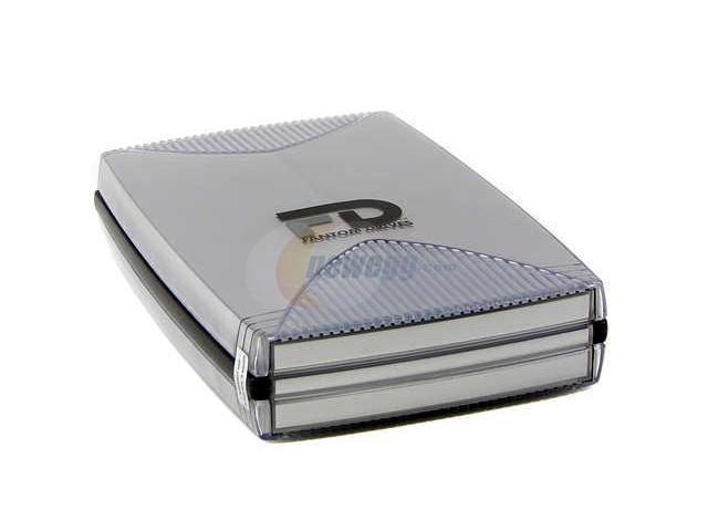 "Fantom Drives Premier Slim 250GB USB 2.0 3.5"" External Hard Drive"