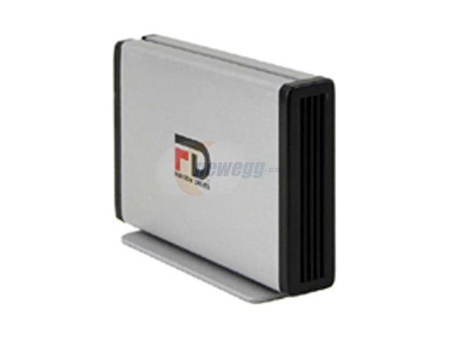 """Fantom Drives Titanium 120GB USB 2.0 3.5"""" External Hard Drive"""