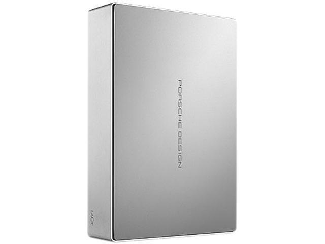 LaCie Porsche Design 8TB USB 3.1 External Desktop Drive STFE8000100
