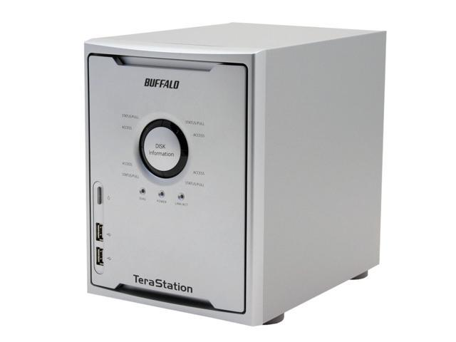 BUFFALO HD-H1.0TGL/R5 1TB Network Attached Storage