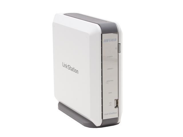 BUFFALO HD-HG300LAN 300GB Network Hard Drive