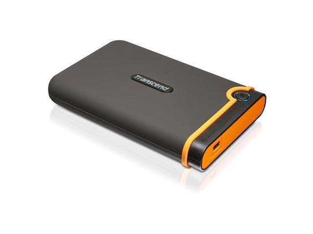 Transcend StoreJet 25M2 320 GB 2.5' External Hard Drive