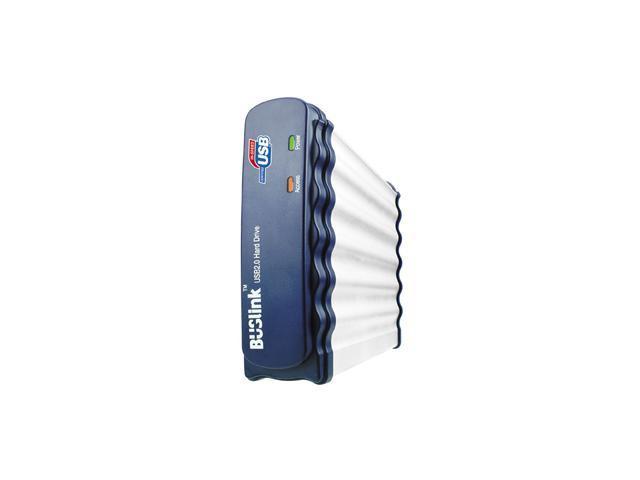 "BUSlink 2TB USB 2.0 3.5"" External Hard Drive UII-2000"