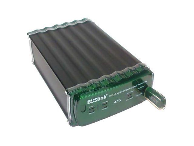 BUSlink CipherShield 4TB USB 3.0 External Hard Drive