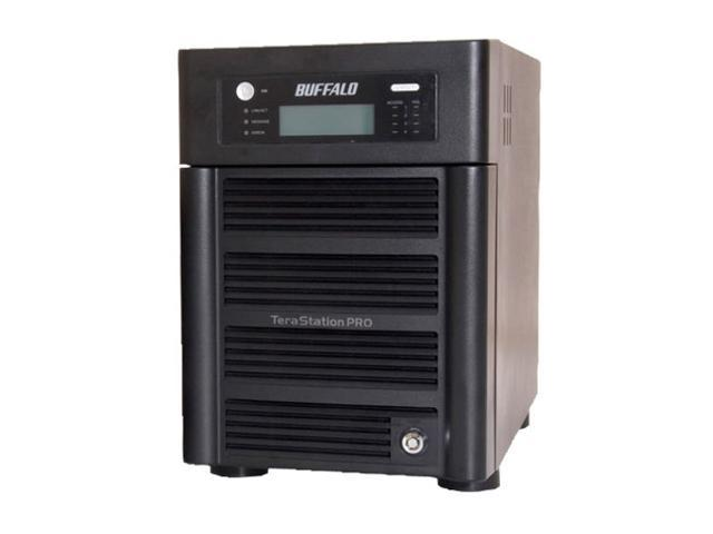 BUFFALO TS-H1.0TGL/R5 4 x 250G TeraStation PRO II Network Attached Storage