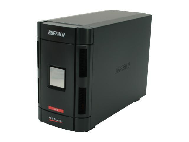 BUFFALO LS-W2.0TGL/R1 LinkStation Pro Duo Network Storage