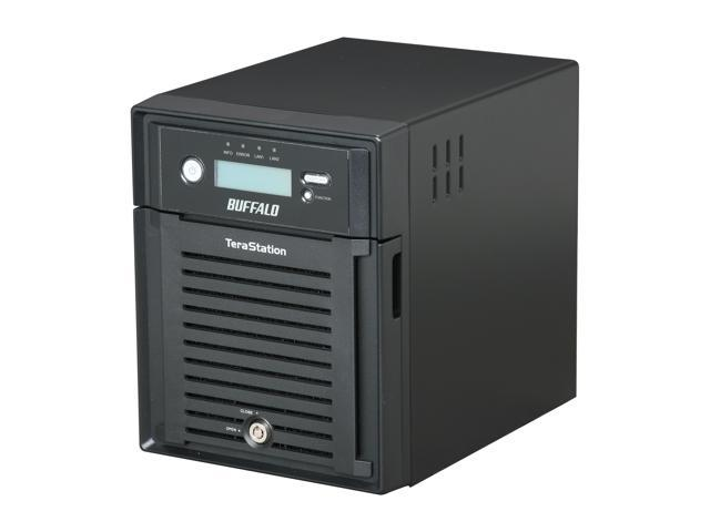 BUFFALO TeraStation ES 4-Bay 4 TB (4 x 1 TB) RAID Network Attached Storage (NAS) - TS-XE4.0TL/R5
