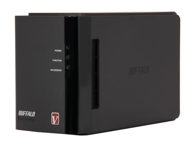 BUFFALO LS-WV4.0TL/R1 4TB (2 x 2TB) LinkStation Pro Duo RAID 0/1 Network Storage