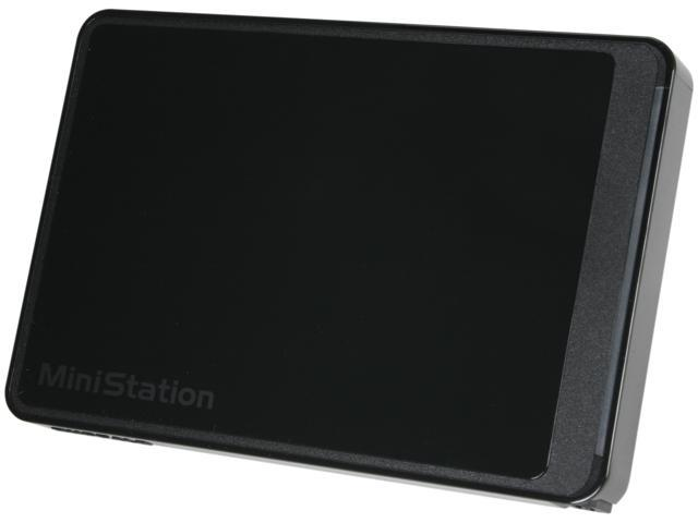 BUFFALO MiniStation Stealth 1TB USB 2.0 (Mini B type) 2.5