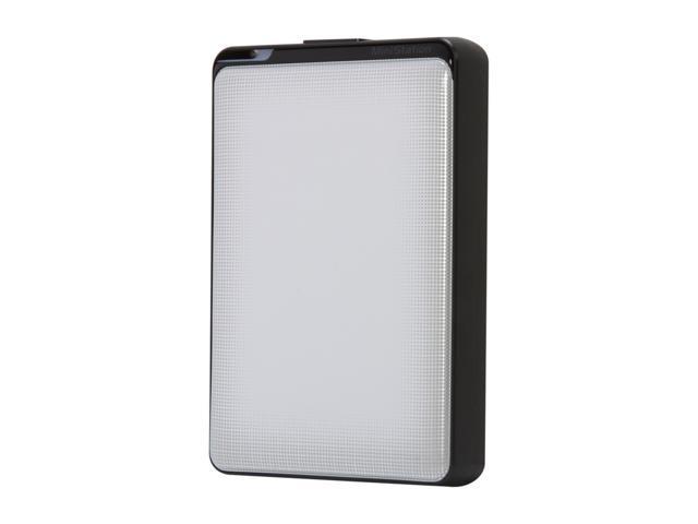 "BUFFALO MiniStation Plus 1TB USB 3.0 2.5"" Portable Hard Drive Silver"